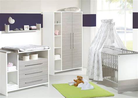 chambre bebe evolutive complete pas chere chambre bébé lit commode armoire eco silber schardt
