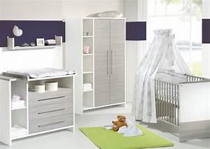 Armoire De Bébé : chambre b b lit commode armoire eco silber schardt ~ Melissatoandfro.com Idées de Décoration