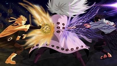 Naruto Madara Sasuke Wallpapers Shippuden Uchiha Anime