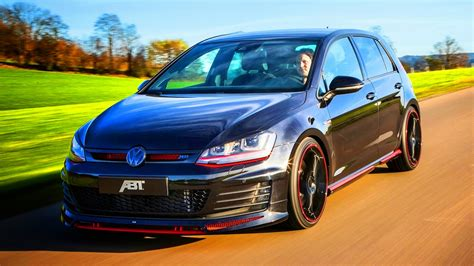 Vw Golf R Limestone Grey Metallic 2018 Abt Vw Golf Vii R