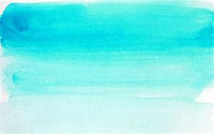 Blue watercolor. Desktop wallpaper made with love (by ...