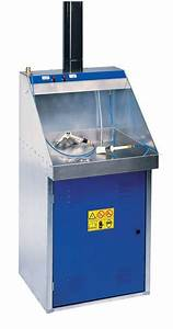 Manual Solvent Parts Washers