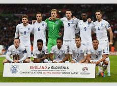 England Announce Squad For Final 2018 FIFA World Cup