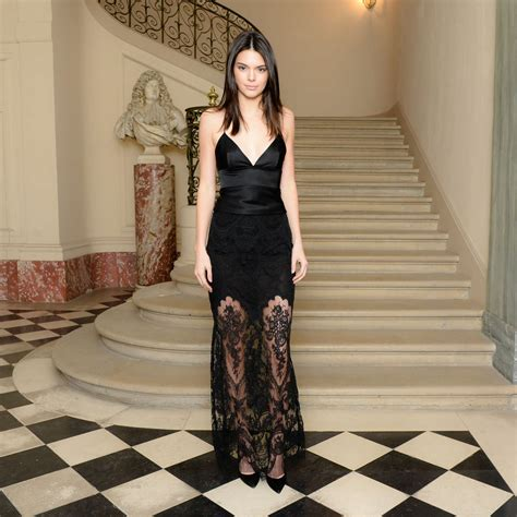 Kendall Jenner  Cfdavogue Fashion Fund Americans