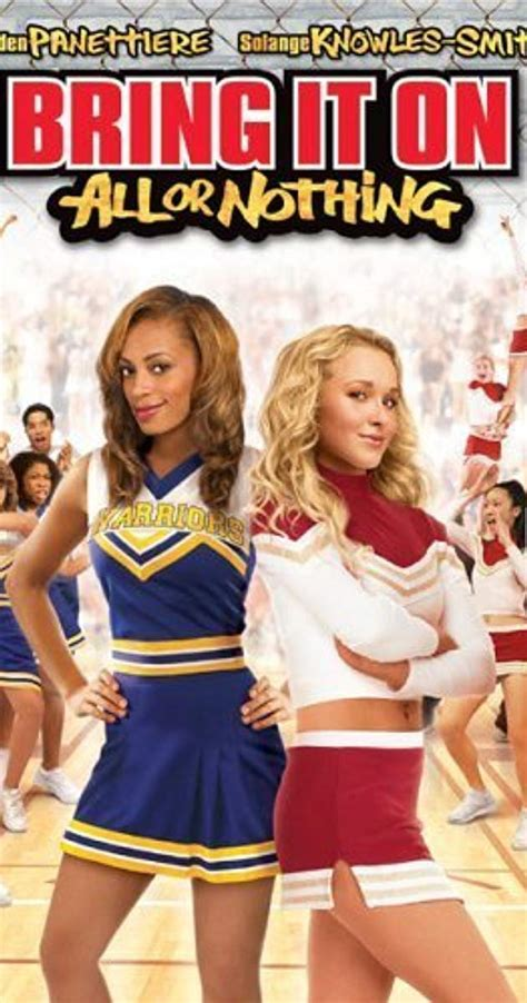 Bring It On: All or Nothing (Video 2006) - Quotes - IMDb