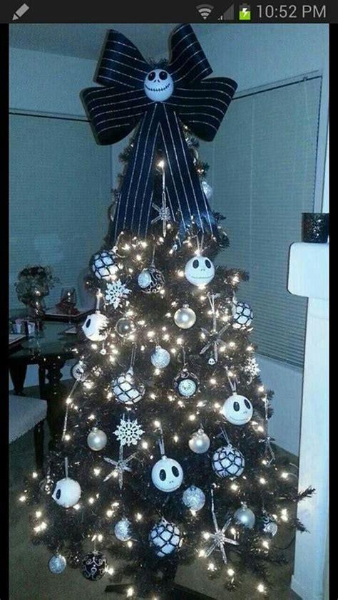 nightmare before xmas tree ideas nightmare before tree awesomeness tree holidays