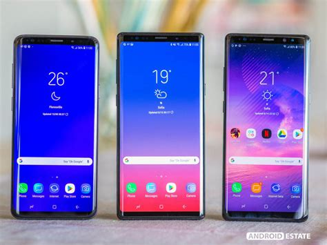 best smartphones to buy in 2019 androidestate
