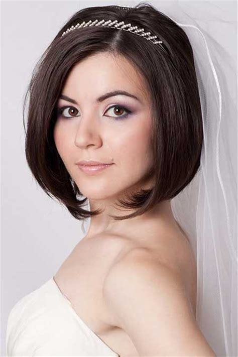 Wedding Hairstyles For Bob Hair by 1000 Ideas About Wedding Hairstyles On