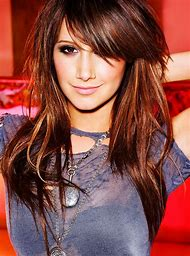 Ashley Tisdale Auburn Hair Color