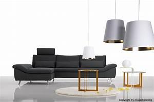 Design Ecksofa Mit Hocker Loft : ecksofa anthrazit bestseller shop f r m bel und einrichtungen ~ Bigdaddyawards.com Haus und Dekorationen