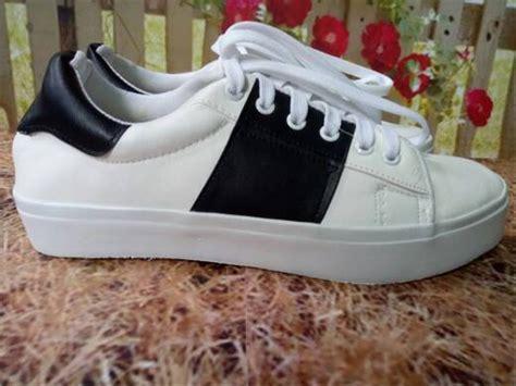 jual sepatu kets putih fashion sds171 di lapak beeshop beeshops99