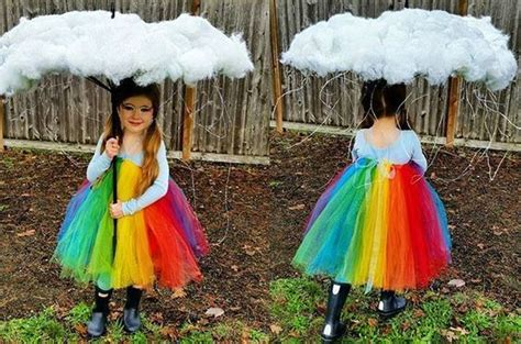 kinder faschingskostuem ideen regenbogen holidays