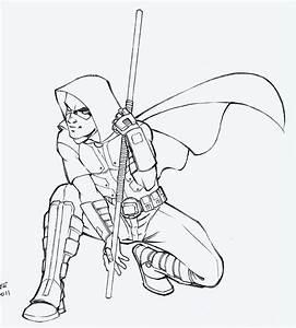 Pin by Yan L on DC Comics. ROBIN. RED ROBIN. NIGHT WING ...
