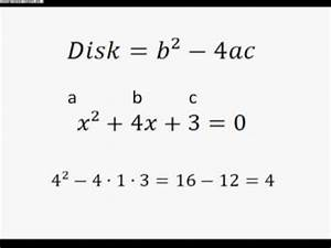 Nullstellen Berechnen Pq Formel : nullstellen bestimmen berechnen mit der pq formel inkl diskriminante mathe online ~ Themetempest.com Abrechnung