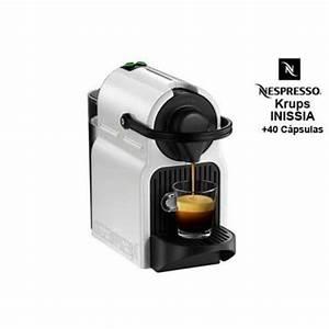 Nespresso Inissia Krups : cafetera krups inissia blanca krups nespresso inissia ~ Melissatoandfro.com Idées de Décoration