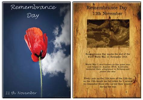 remembrance day posters aussie childcare network