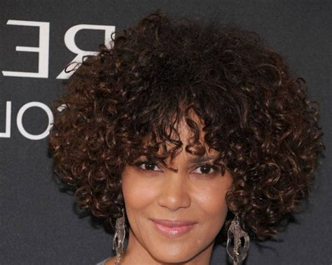 Gallery Of Short Curly Hairstyles