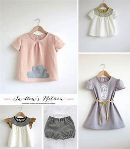 Swallow's Return handmade clothing on Etsy Babyccino Kids