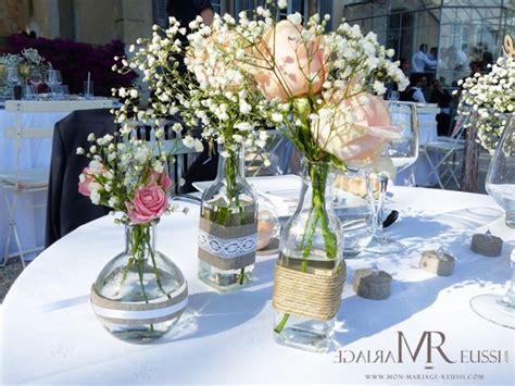 bougie cylindrique perle mariage theme boheme chic