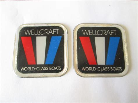 Wellcraft Boats Logo wellcraft logo emblem world class boats boat emblem