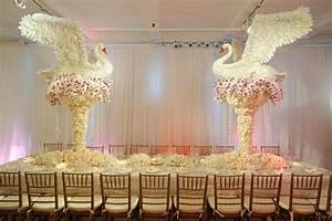 25 Striking Tall Wedding Centerpieces CreativeFan