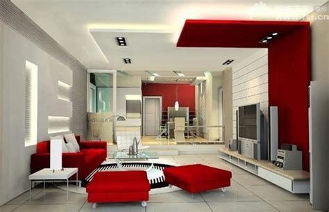 Interior Modern Ceiling Designs For Small Living Room