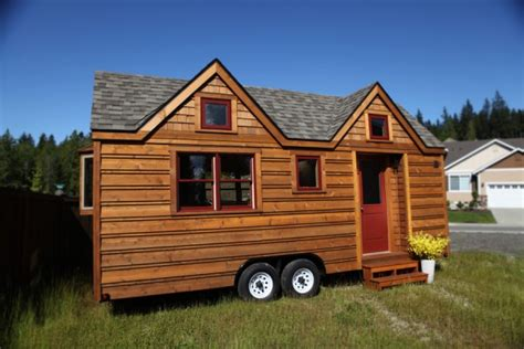 Tiny House, Big Impact Getting Green By Building Less