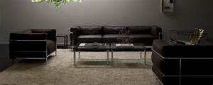 Poltrone e divani LC3 Le Corbusier Pierre Jeanneret