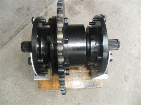 Chain Driven Limited Slip Differential