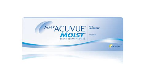 1day Acuvue® Moist  Acuvue® Brand Contact Lenses