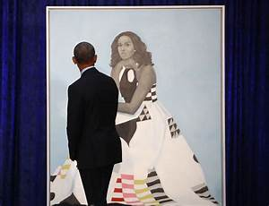 Barack and Michelle Obama Portrait Unveiling Event ...