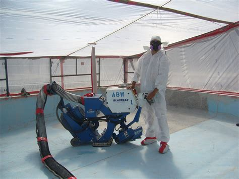 professional asbestos removal abatement services