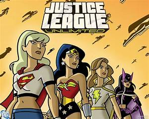 Justice League: Unlimited Wallpaper and Background Image ...