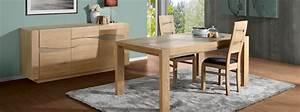 table bois massif brut manger rustique accueil design et With salle manger en bois