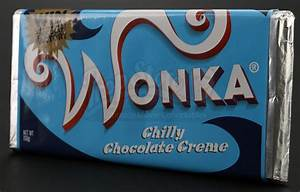 Wonka Bar - Chilly Chocolate Creme   Prop Store - Ultimate ...