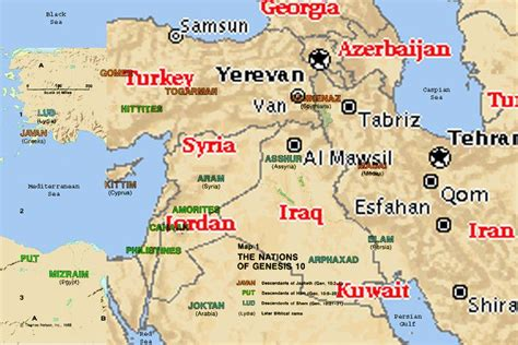 Modern Day Ottoman Empire by Modern Day Assyrians Images Bible Study Tools