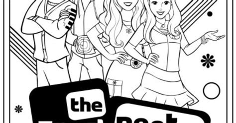 Fresh Beat Band Of Spies Kleurplaat by Fresh Beat Band Coloring Pages Nickjr Ideas
