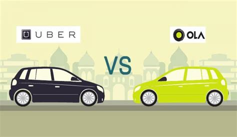 Who's Winning The Race? Is It Uber Or Ola