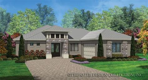 home plan alston sater design collection