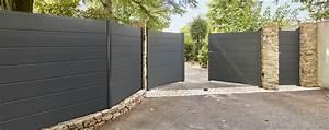 Portail De Maison : entree maison portail ~ Premium-room.com Idées de Décoration
