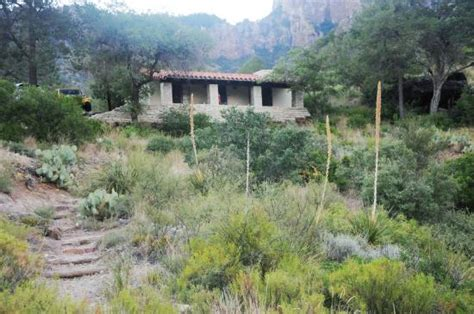 big bend national park cabins this was our cottage 103 picture of chisos mountains