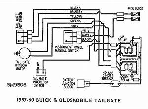 Windows Wiring Diagram Of 1957 60 Buick And Oldsmobile