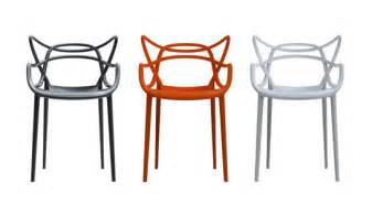 Chaises Kartell Starck by Philippe Starck Masters Chair For Kartell