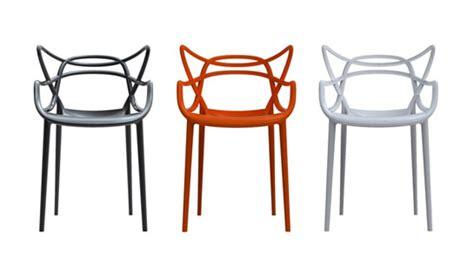 chaises philippe starck kartell philippe starck masters chair for kartell