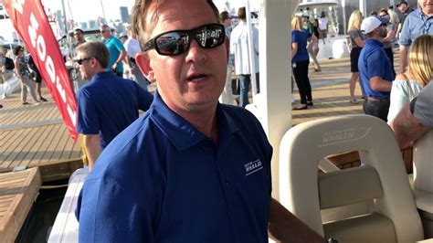 Boat Show Boston 2017 by Introducing The 2017 Boston Whaler 380 Outrage At The