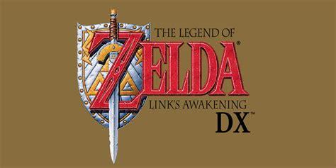 legend  zelda links awakening dx game boy