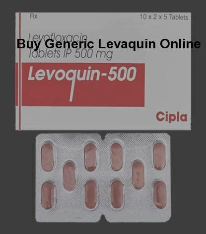 levaquin box reaction warning allergic cipro symptoms generic levofloxacin thefacialfitness