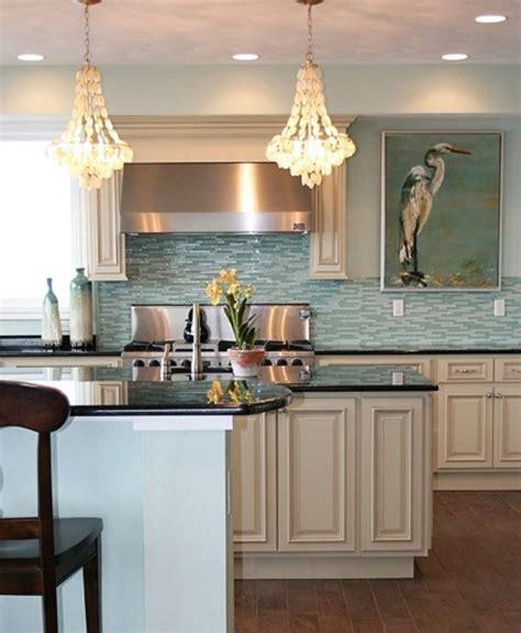 nautical kitchen backsplash coastal nautical kitchen design ideas with a wow factor 1051