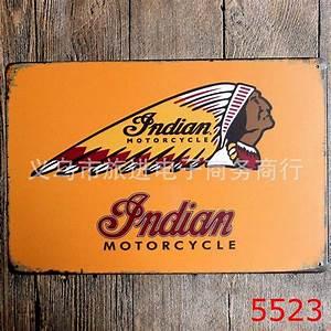 Plaque Vintage Metal : 30x20cm indian vintage home decor tin sign wall decor metal sign vintage art poster retro plaque ~ Teatrodelosmanantiales.com Idées de Décoration