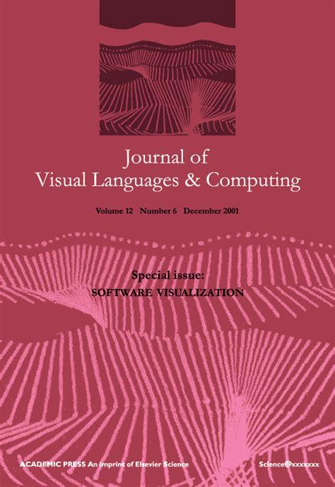 journal  visual languages computing